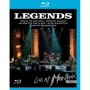 Eric Clapton, Steve Gadd, Marcus Miller, Joe Sample, Davi -- Legends Live at Montreux 1997 (Blu-ray)