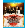 Aerosmith -- Rock For The Rising Sun (Blu-ray)