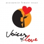 Audiophile Voices -- Voices Of Love (CD)