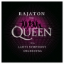 Rajaton -- Rajaton Sings Queen with Lahiti Symphony Orchestra (CD)