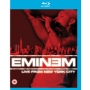 Eminem -- Eminem Live From New York City (Blu-ray)