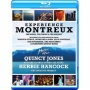 Quincy Jones & Herbie Hancock -- Live At Montreux 2010-Experience Montreux 3D (2Blu-ray)