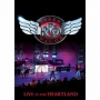 REO SPEEDWAGON -- Live In The Heartland (DVD)