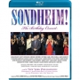 Stephen Sondheim -- Sondheim - The Birthday Concert (Blu-ray)