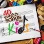 Various Artists -- 40 English Songs for Kids (2 CD)