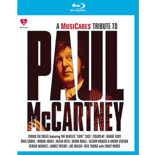 A MusiCares Tribute To Paul McCartney now available on evo88