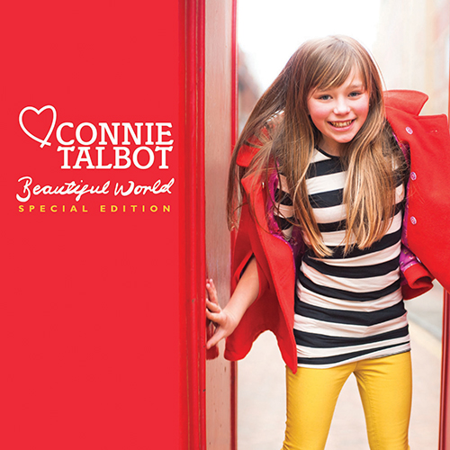 Connie Talbot Beautiful World Special Edition